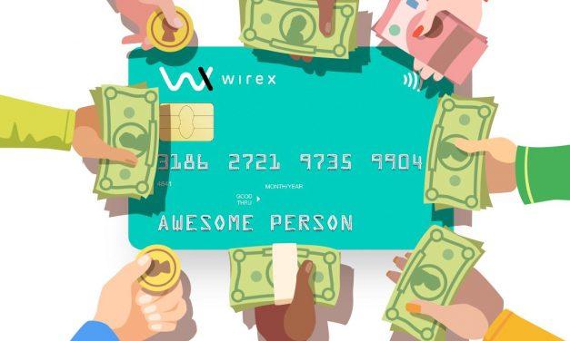 Η Wirex προσθέτει Ethereum στην κάρτα της.