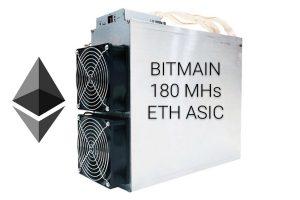 Ethereum ASIC Miner